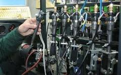 Repair of the automobile fuel equipment, service