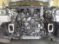 Repair of automotive compressors, car service