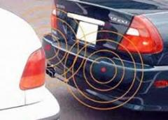 Установка парковочных радаров и датчиков на