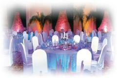 Services of a banquet room, Almaty