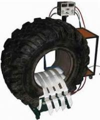 Repair of autotires automobile and trucks