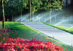 Installation and service of autowatering