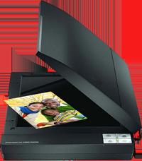Сканирование печатной продукции