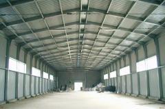 Строительство быстровозводимых складов под ключ