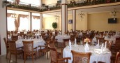 Двухуровневый ресторан «Park Hotel»