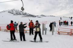 Катание на сноубордах