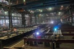 Production of boilers Kazserviskran of limited