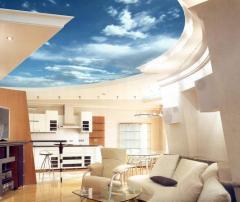 Дизайн помещений и потолков