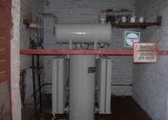 Installation of the power equipmen