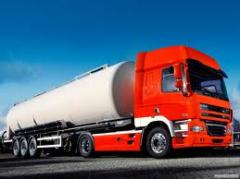 Грузоперевозки, Перевозка опасных грузов