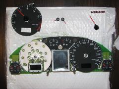 Repair of the display of the car