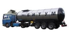 Перевозка нефтешламов