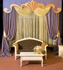 Design of curtains