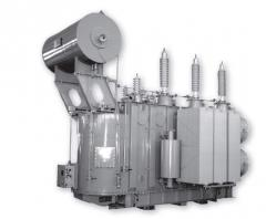 Installation of transformer substations, electric