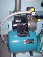Монтаж насосного оборудования