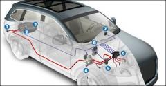 Установка газового оборудования на автомобили