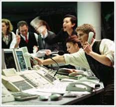 Проведение биржевых торгов