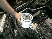 Услуги по замене масла в двигателе