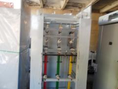 Монтаж щитового электрооборудования