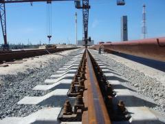 Монтаж подкранового пути, ремонт подкранового пути