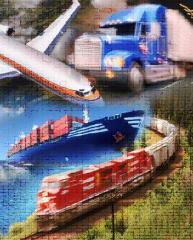 Логистика грузов, перевозка грузов, хранение