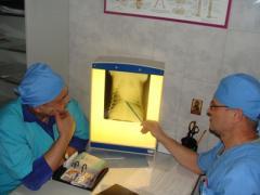 Рентгенография ветеринарная
