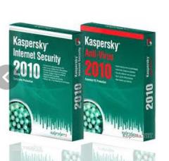 Installation of anti-virus programs of family
