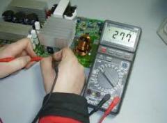 Ремонт электрических и электронных измерительных