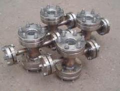 Производство деталей трубопроводов для