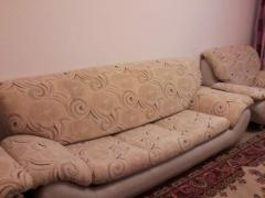 Tailoring of covers on furniture of Almaty