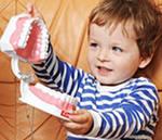 Лечение зубов у детей в алматы