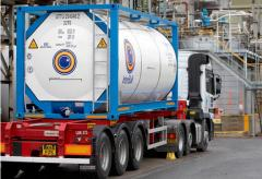 Перевозки грузов в автомобильных цистернах,