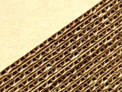 Production of corrugated board by order