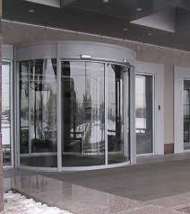 Glazing of facades bezramny, sliding Production of