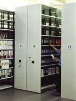Storage of archive documents, extra office,