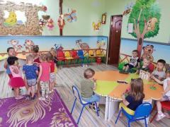 Children's center of full stay
