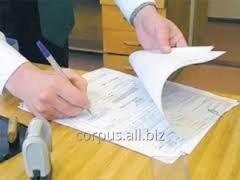 Registration of affairs