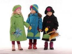 Пошив детской одежды в Алматы