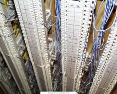 Монтаж низковольтных кабельных сетей в Алматы