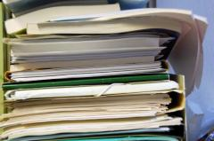 Preparation of accounting documents