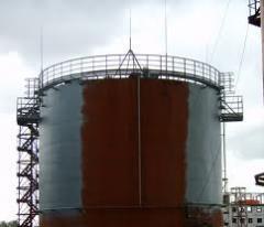 АКЗ, Антикоррозионная защита, Антикоррозионное покрытие металлических конструкций