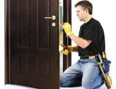 Repair of door locks