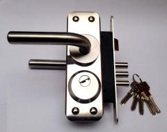 Installation of locks