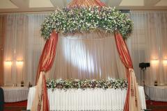 Services in wedding flower registration