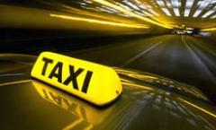 Такси в Алмате