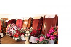 Organization of a funeral