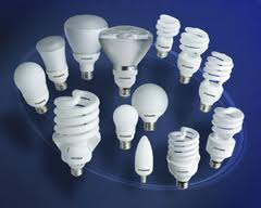 Utilization of mercury lamps, lamp to the