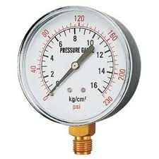 Utilization barometers, manometers