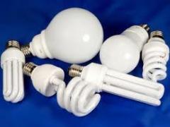 Утилизация отработанных ламп