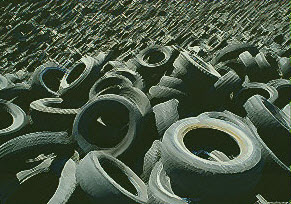 Utilization of tire covers, autotires